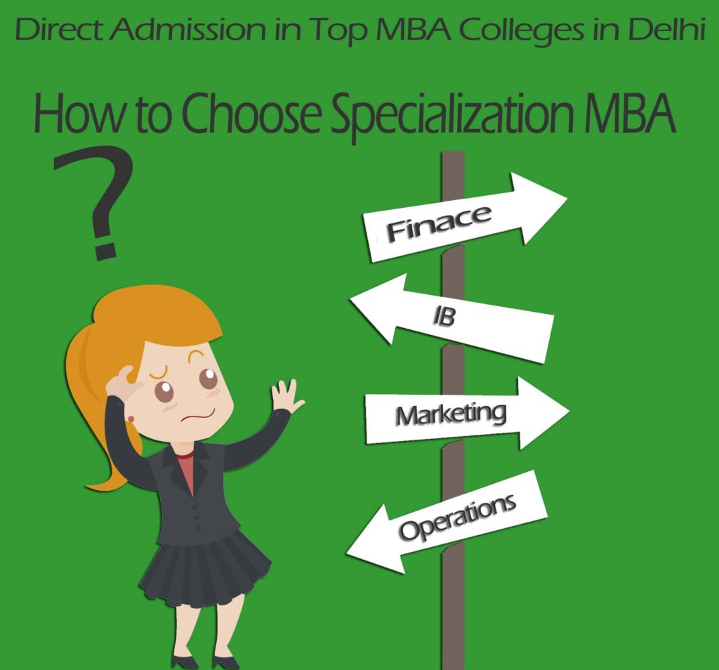 Direct Admission in Top MBA Colleges in Delhi