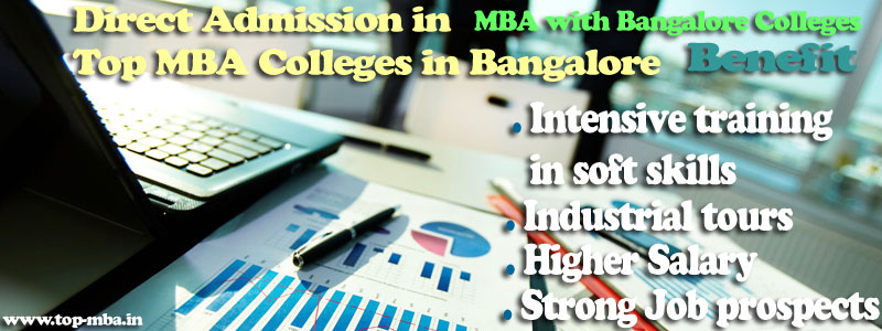 Direct Admission in Top MBA Colleges in Bangalore