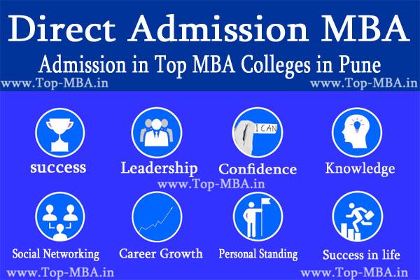 Pune Direct Admission MBA