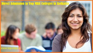 Direct Admission in Top MBA Colleges in Kolkatta