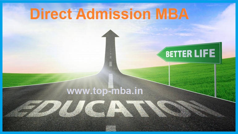 Direct admission MBA