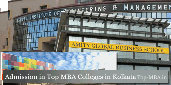 Admissions in Top MBA Colleges in Kolkata-2018